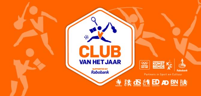 Club van het jaar verkiezing supported by Rabobank